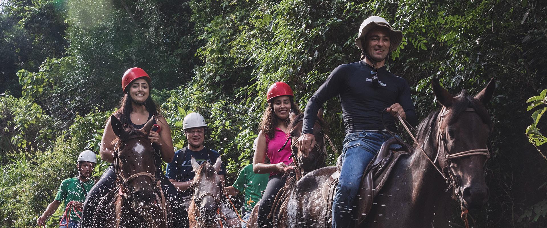 Cavalgada – Recanto das Cachoeiras