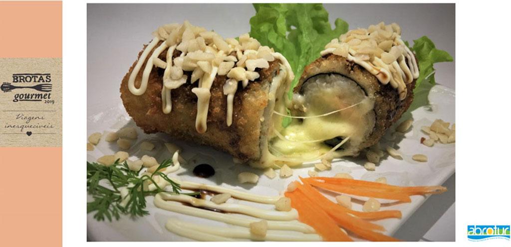Nikkey Sushi – Hot Roll especial